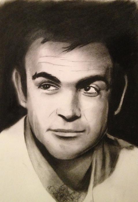 Sean Connery by KLARTWORK